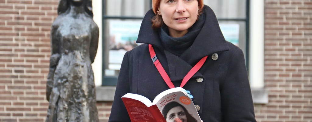Informative Anne Frank Stadtführung auf Deutsch