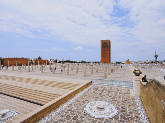 Half-day city walking tour from Rabat
