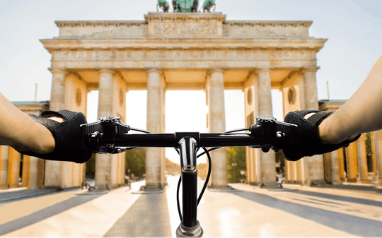 Alquiler de bicicletas Berlín