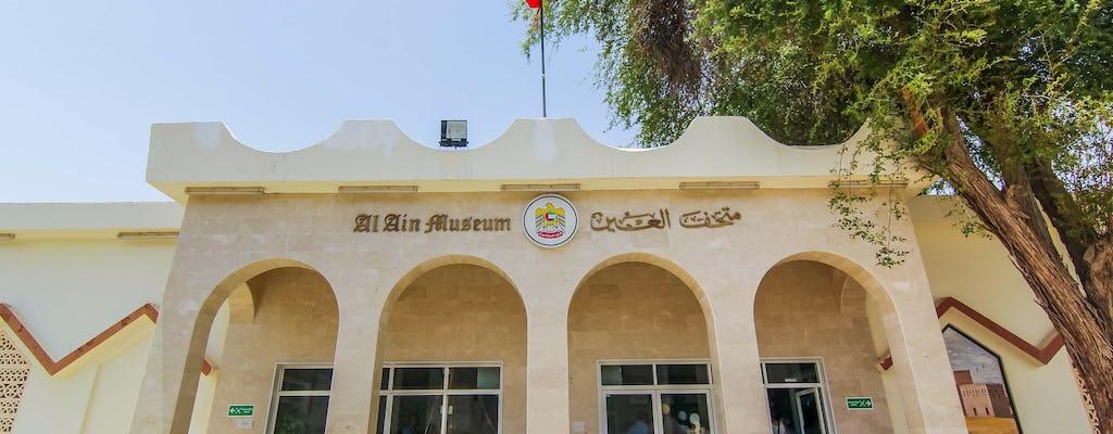 Al Ain: excursão de dia inteiro saindo de Dubai