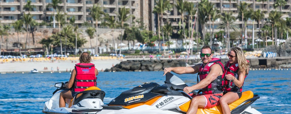 Wakeboarding Anfi del Mar Strand Ticket