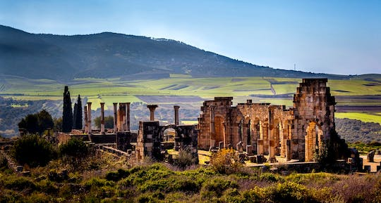 Volubilis and Meknes full-day tour from Rabat