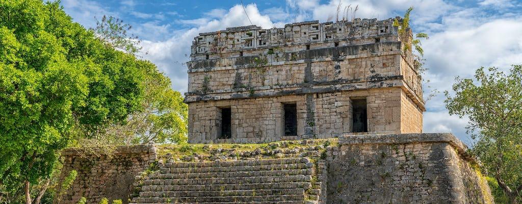 Chichén Itzá Weltwunder Entdeckung Entdeckungstour