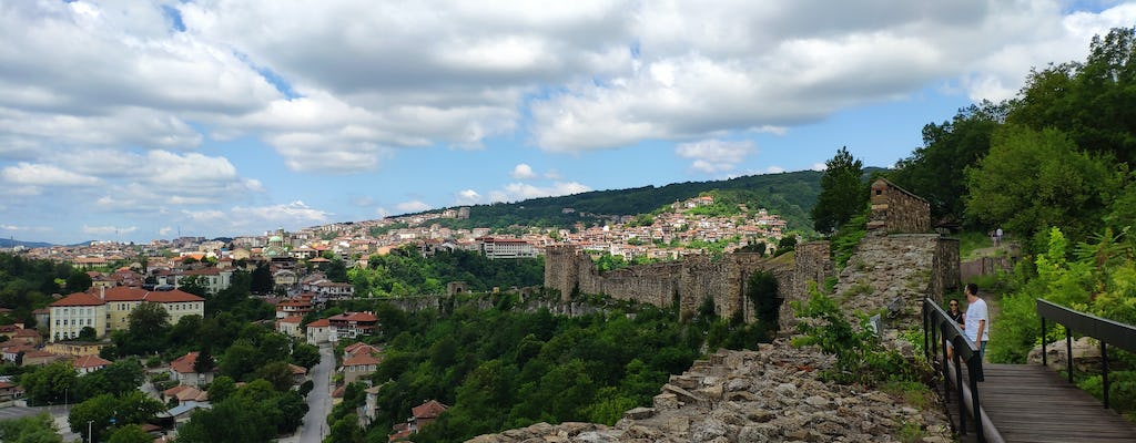 Private full-day tour to Veliko Tarnovo and Arbanassi from Sofia