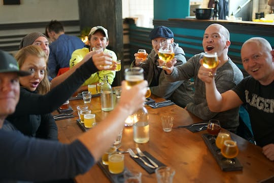 Reykjavik pub crawl and beer tour