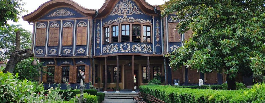 Privater Tagesausflug zum Kloster Plovdiv Bachkovo und zur Festung Assens