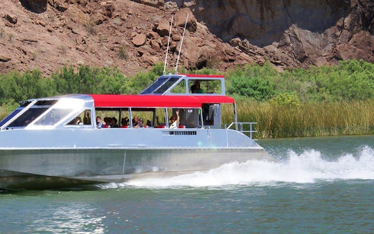 Colorado River Jet Boat tour