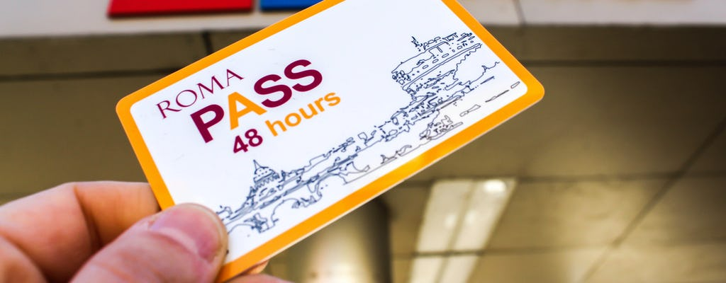 48 hour Rome Pass