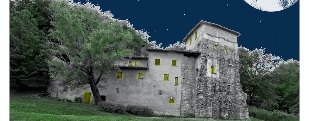 Racconti al tramonto: gli affreschi di Torba, storie a colori del Medioevo