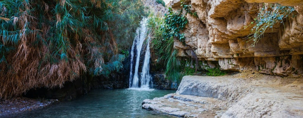 Guided tour of Masada, Ein Gedi, and the Dead Sea from Jerusalem
