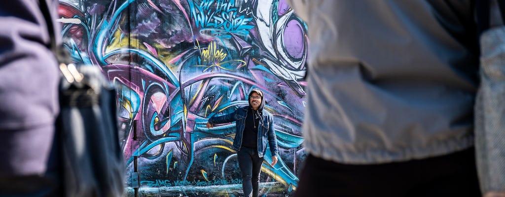 Recorrido a pie por el arte callejero de Berlín