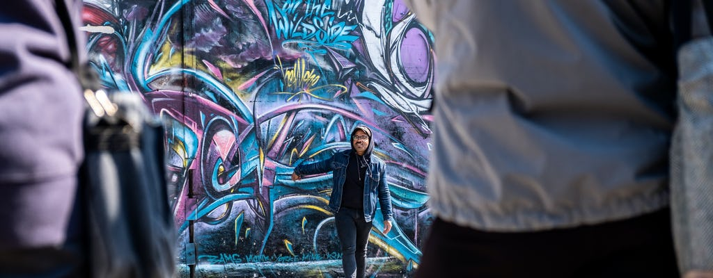 Berlin street art walking tour