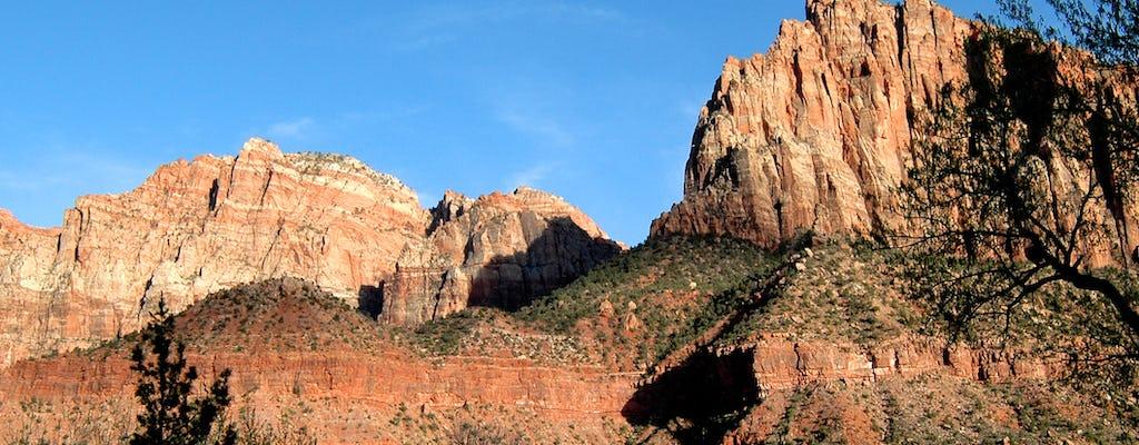 Excursión de un día a Bryce Canyon y Zion desde Las Vegas
