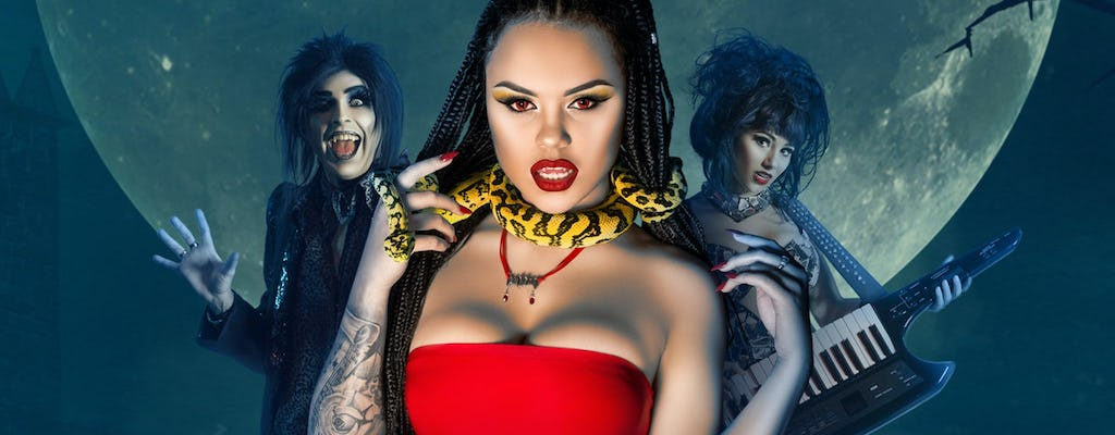 Dracula's Cabaret Gold Coast: VIP Dinner and Show
