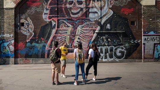 Street art tour through Vienna