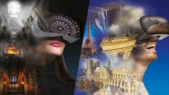 Pack Paris Emotion, virtual reality experience