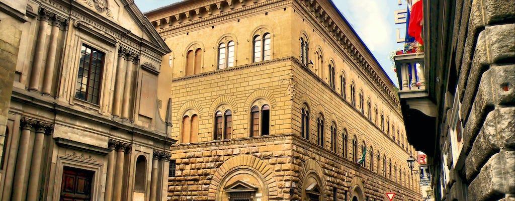 Medici series tour in Palazzo Medici Riccardi