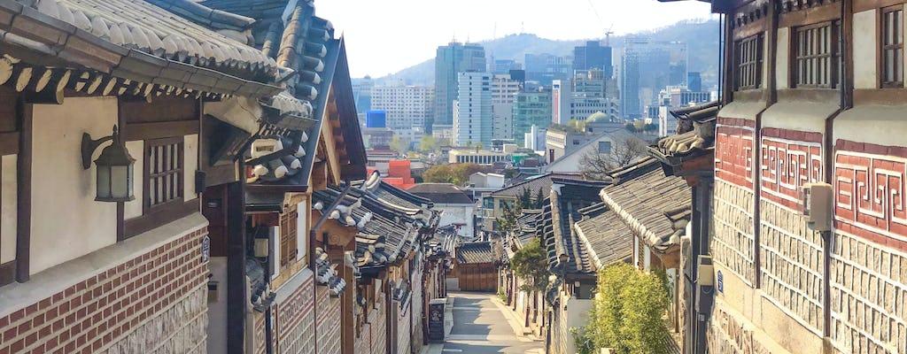 Разведка Сеула зомби городе игра и индивидуальная экскурсия