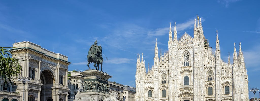 Admission tickets to the Duomo of Milan, museum, terraces and archeological area