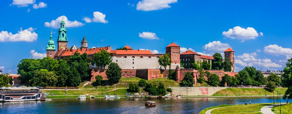 Visita guiada pela Colina de Wawel
