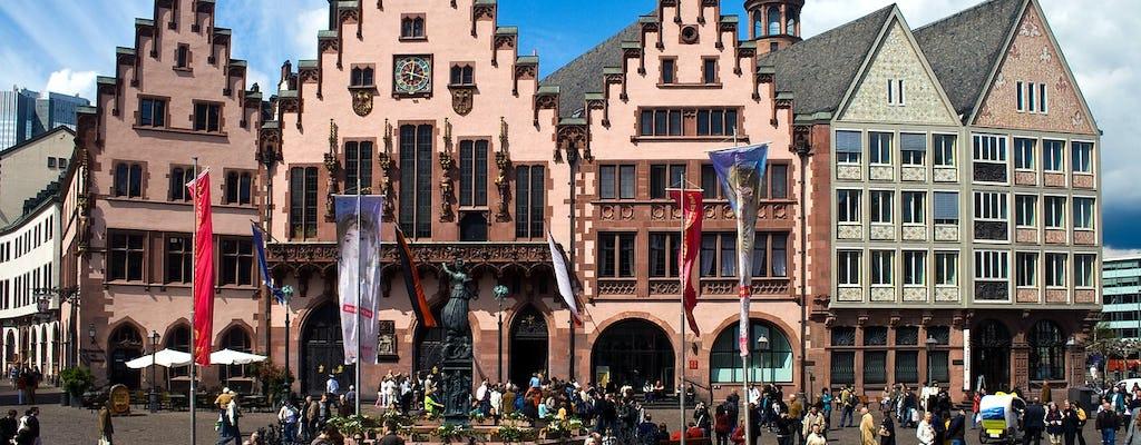 Frankfurt Old Town se pregunta juego de exploración y gira