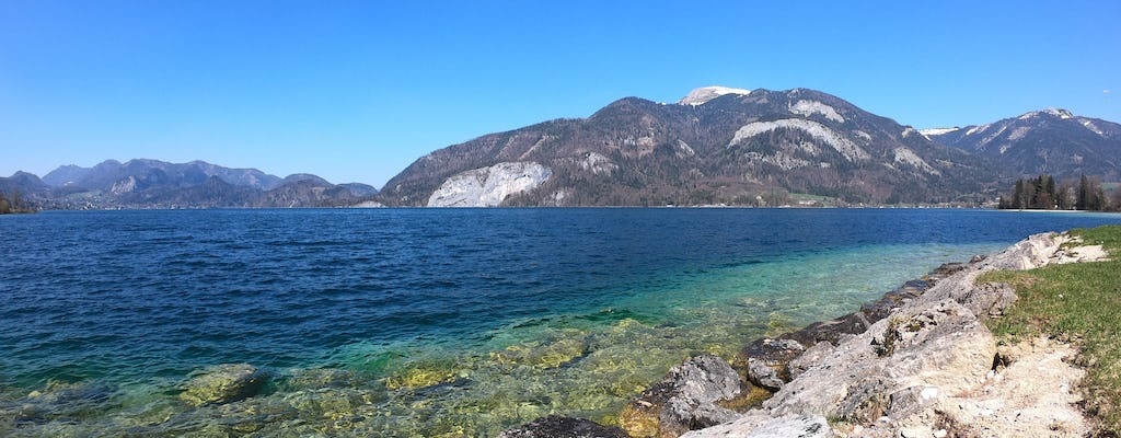 Hallstatt popular and hidden spots city game and private tour