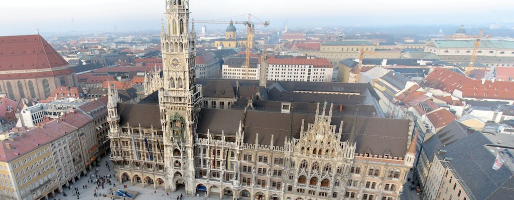 Munich legendary breweries and bars city game and private tour