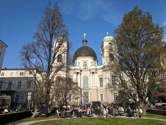 Jogo de exploração da cidade de Mozart e tour privado em Salzburgo