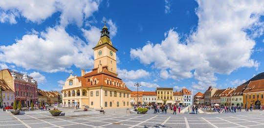 Brasov 2-hour city tour