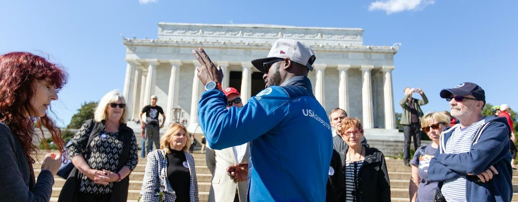 DC Deluxe tour with U.S. Capitol admission