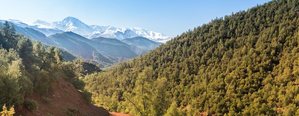 Excursion guidée d'une journée dans la vallée de l'Ourika au départ de Marrakech
