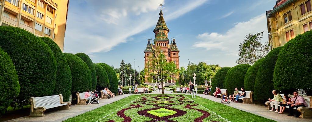 Visite de la ville de Timisoara de 2 heures