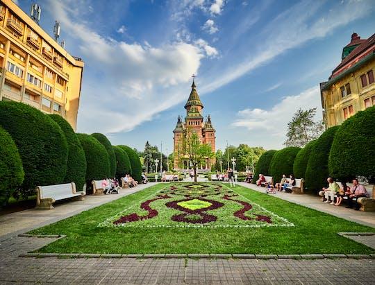 Timisoara 2-hour city tour