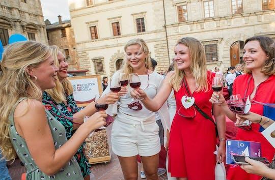 Montepulciano tasting tour for true wine lovers