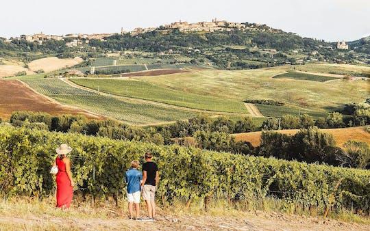 Vino Nobile di Montepulciano wine tour