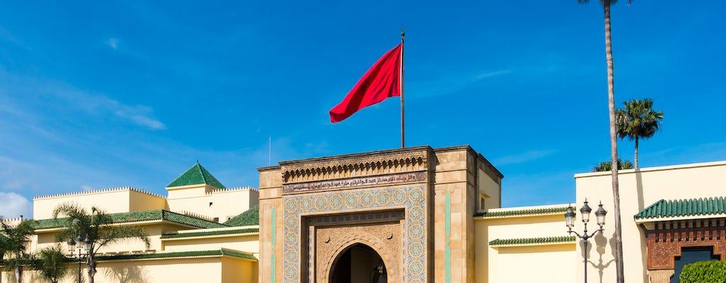Dagexcursie Casablanca naar Rabat