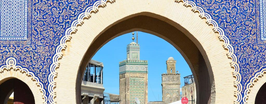 Casablanca a Fez viaje de día completo