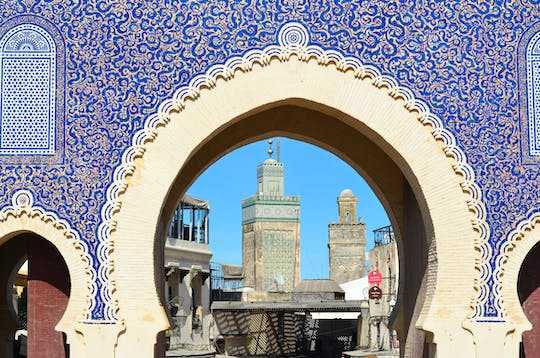 Casablanca to Fez full-day trip