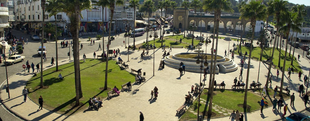 Tangier half-day guided city tour