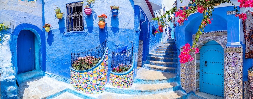 Tangier to Chefchaouen full-day trip