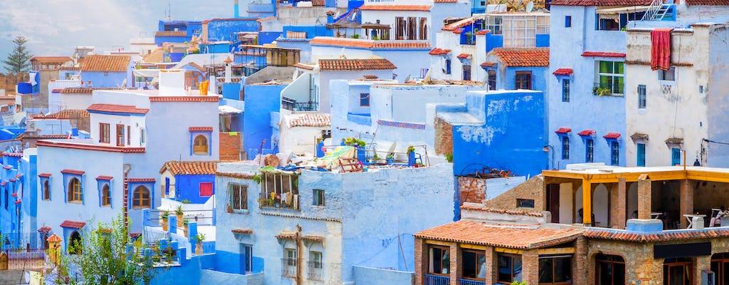 Excursión de un día a la ciudad azul de Chefchaouen desde Fez