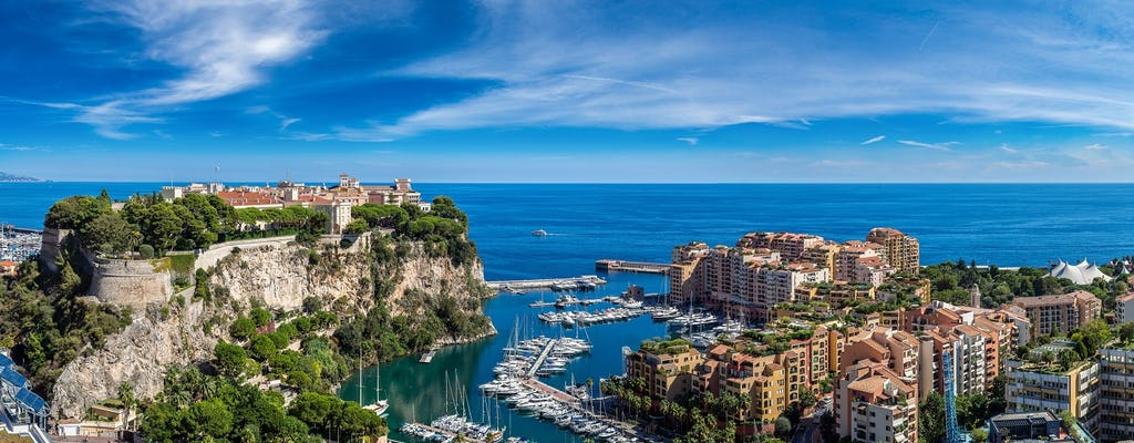 Visite privée de Monaco, Monte-Carlo et Eze