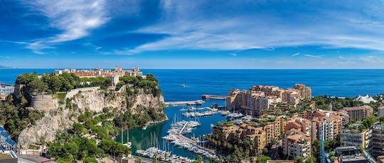 Tour privado em Mônaco, Monte-Carlo e Eze