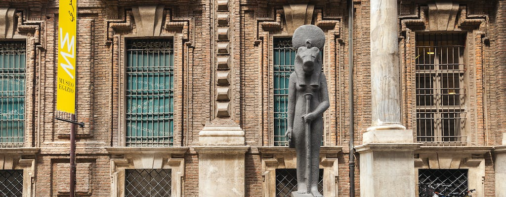 Skip-the-line tickets to the Egyptian Museum of Turin
