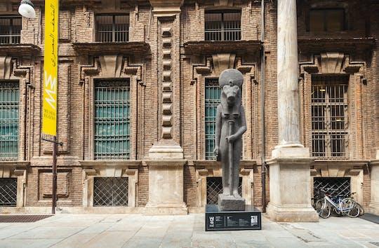 Skip-the-line tickets voor het Egyptisch Museum van Turijn