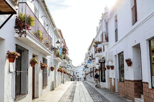 Malaga i Mijas