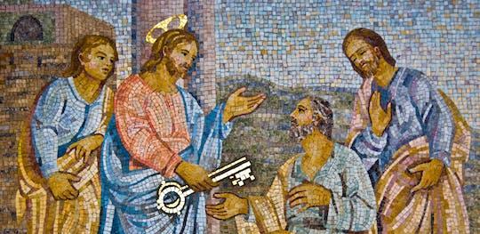 Exclusieve rondleiding door de Vatican Mosaic Studio