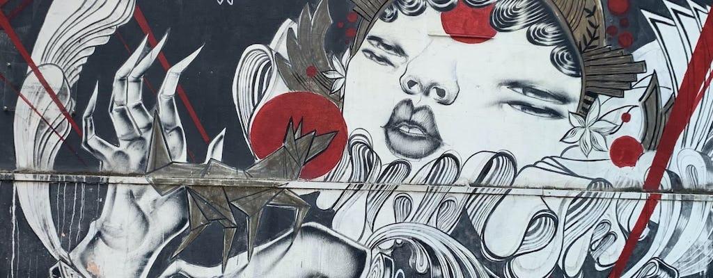 Visita guiada de arte callejero de Roma
