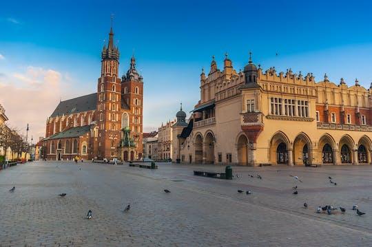 Visita Cracovia e la miniera di sale di Wieliczka