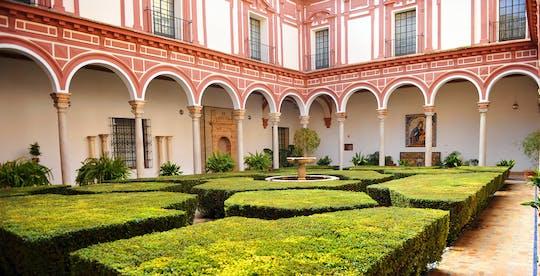 Wizyta z przewodnikiem Muzeum Sztuk Pięknych w Sewilli
